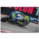 Valentino Rossi MotoGP Riders Sport Poster Print 32x24