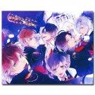 Diabolik Lovers Anime Poster Sakamaki Ayato Kanato 32x24