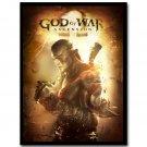 Kratos God Of War Ascension Game Poster 32x24
