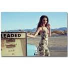 Selena Gomez Pop Music Star Poster 32x24