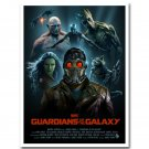 ROCKET Guardians Of The Galaxy Marvel Movie Poster 32x24