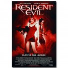 Resident Evil 3 Extinction Movie Poster Print Alice 32x24