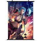 League Of Legends LOL Game Poster Wall Jinx The Loose Cannon 32x24