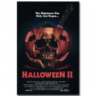 HALLOWEEN 2 Classic Horror Movie Poster 32x24