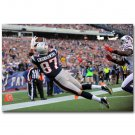 Rob Gronkowski Catch NFL Football Sports Poster 32x24