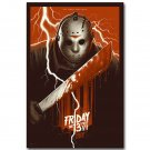 Friday The 13TH Part Vii The New Blood Movie Poster 32x24