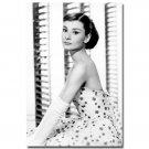 Audrey Hepburn Classic Film Star Art Poster Print 32x24