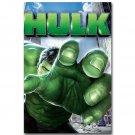 HULK Avengers Superheroes Movie Poster Print 32x24