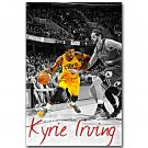 Kyrie Irving Basketball Poster Print 32x24