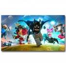 LEGO Dimensions Movie Game Poster Print Batman 32x24
