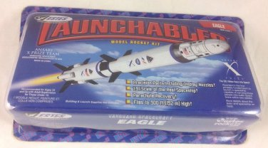 "ESTES VANGAURD SPACECRAFT ""EAGLE"" #1276 Model Rocket Kit *NEW* IN BLISTER PACK"