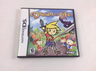 Drawn to Life  (Nintendo DS, 2007)