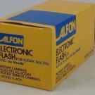 Alfon Electronic Flash For Kodak Ek4, Ek6, The Handle, Pocket Terminal, K40A