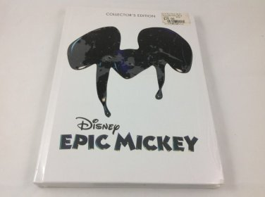 Epic Mickey by Prima Games Staff and Mike Searle (2010, Hardcover, Collector's)
