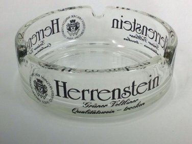 Herrenstein Glass Ashtray