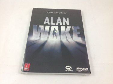 Alan Wake by Prima Games Staff (2010, Paperback)