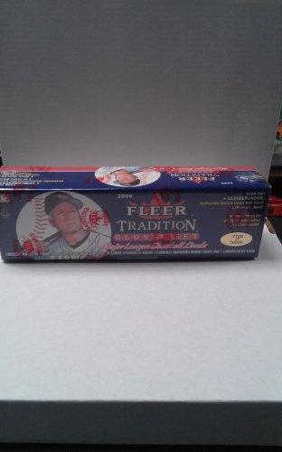 2000 Fleer Glossy Baseball Factory Set