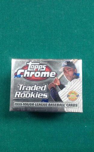 1999 Topps Chrome Rookie & Traded Baseball Factory Set