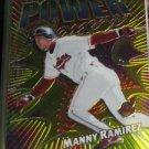 Manny Ramirez 2000 Topps Chrome Power Players