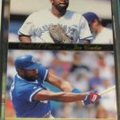 Joe Carter 1994 Flair Outfield Power