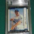 1999 Bowman Mark Quinn Rookie Card BGS 8.5