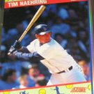 1991 Score All-Star Fanfest Tim Naehring