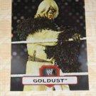 GOLDUST - 2010 Topps Platinum WWE X-Fractor #77