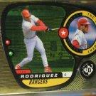Ivan Rodriguez 1998 Upper Deck UD3