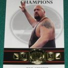 BIG SHOW - 2012 Topps WWE First Class Champions #11