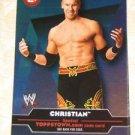 CHRISTIAN - 2010 Topps WWE Topps Town #TT22