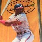 1994 Fleer Lumber Company Ron Gant