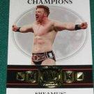 SHEAMUS - 2012 Topps WWE First Class Champions #18