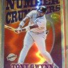 Tony Gwynn 1997 Topps Season's Best