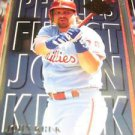 1994 Ultra Phillies Finest John Kruk #9