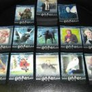 Harry Potter World of 3D Series 2 Movie Card Set 2008 Artbox #1-72