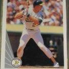 Mark McGwire 1990 Leaf