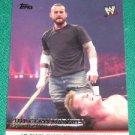 CM Punk - 2012 Topps WWE Top Class Matches #10