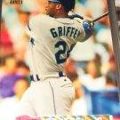 Ken Griffey Jr 1994 Stadium Club Golden Rainbow