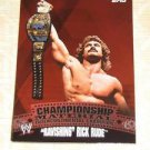 RICK RUDE - 2010 Topps WWE Championship Material #C48
