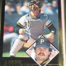 1992 Fleer All-Stars Mike LaValliere