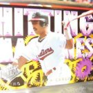 1994 Ultra Hitting Machines Carlos Baerga