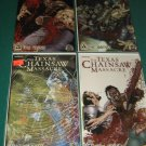 Texas Chainsaw Massacre The Grind (2006) #1-3 & Fearbook - Complete Full Run Set