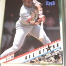 Cal Ripken & Barry Larkin 1993 Leaf Gold All-Stars