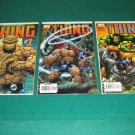 The Thing (2006 - 2nd Series) #1-3 - Run Set - Marvel Comics
