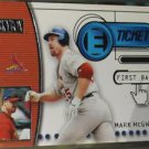 Mark McGwire 2000 SkyBox E-Ticket