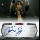 CHRIS SABIN - 2008 Tristar TNA Cross the Line AUTOGRAPH