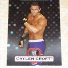 CAYLEN CROFT - 2010 Topps Platinum WWE X-Fractor #124