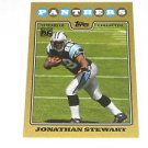 2008 Topps Gold Jonathan Stewart Rookie Card #0494/2008 PANTHERS