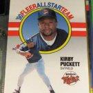 1990 Fleer All-Stars Kirby Puckett
