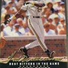 Barry Bonds 1992 Upper Deck Ted Williams Best